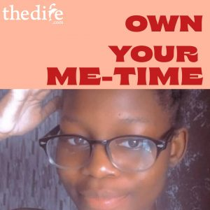 Own your Me-Time